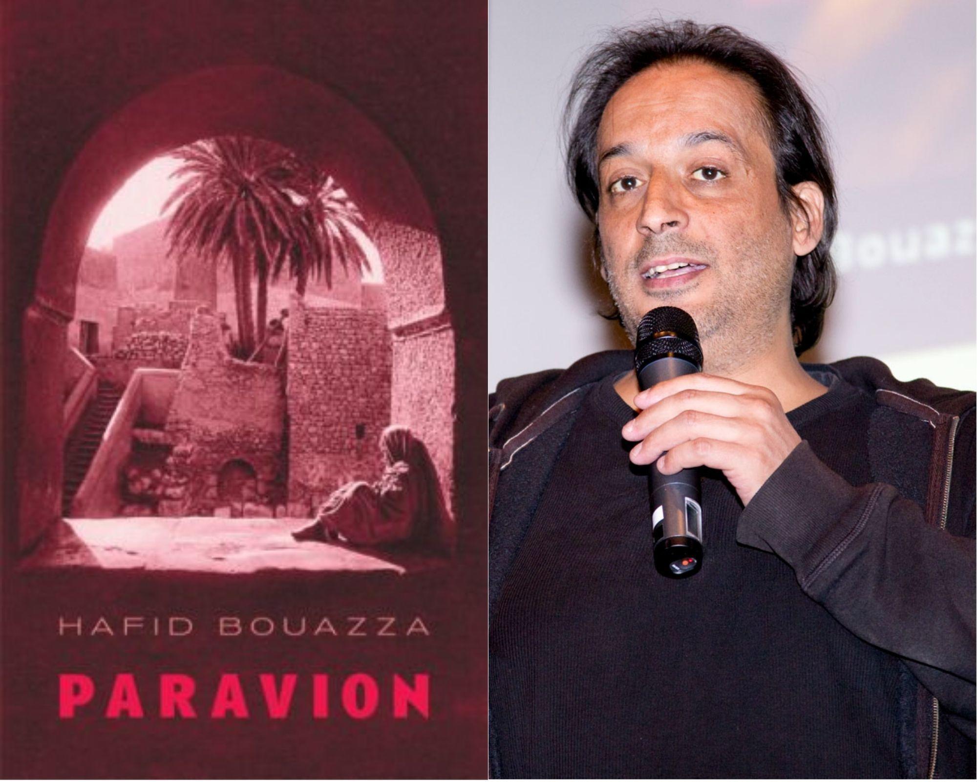 Bouazza met Paravion