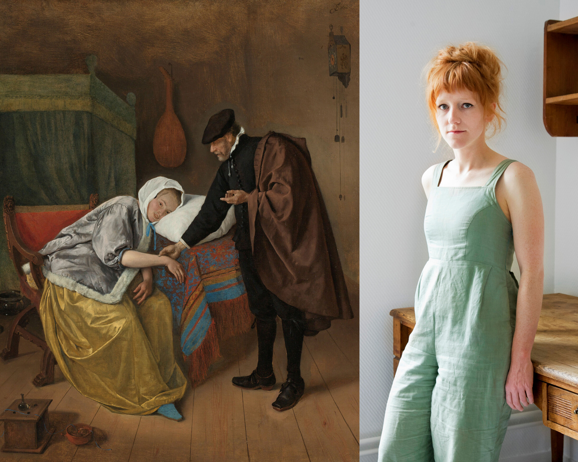 Iona Daniel collage