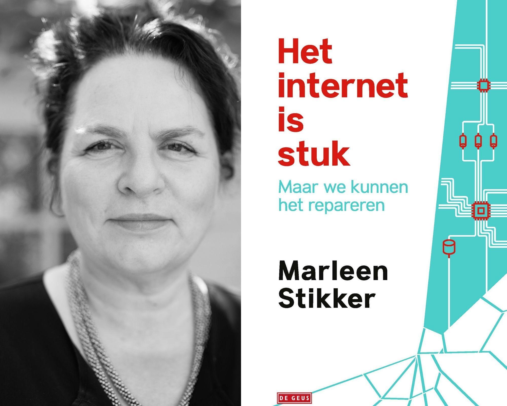 Marleen Stikker boek