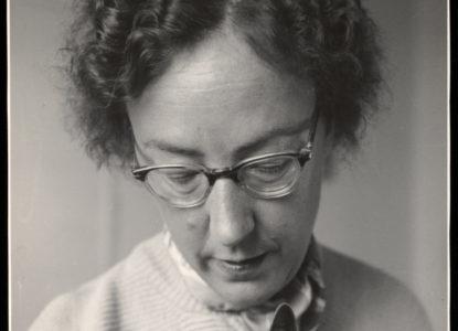 Anna Blaman Louise van der Veen Nederlands Fotomuseum