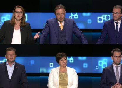 BOEKEN MAATSCHAPPIJ 1 Verkiezingsdebat