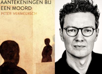 Boek Vermeersch en auteur extra verkleind