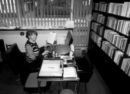 Irina Van Goeree foto Bert Bevers