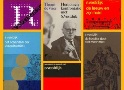 Romantiek en Ironie Vestdijk Image Article