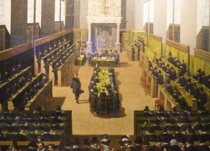 Synode Dordrecht c RD Anton Dommerholt