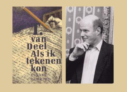 T. van Deel - © Fotocollectie Letterkundig Museum