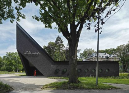 The Ark Koen Vanmechelen 2019 Photo by Enrico Cano