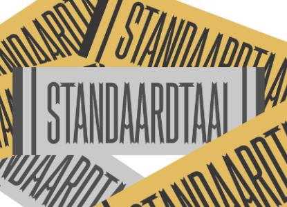 Collage-standaardtaal