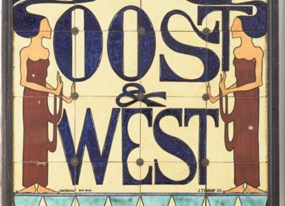 Jan toorop oost en west