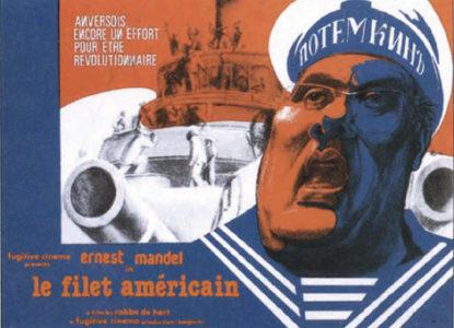 Le filét americain poster