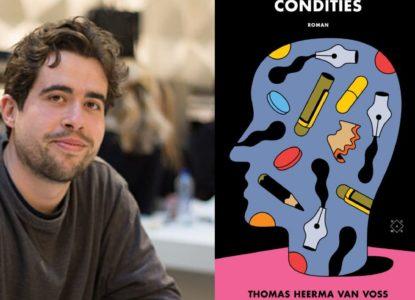Thomas en boek