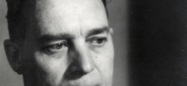 1 Filip De Pillecyn in 1941 Collectie Stad Antwerpen Letterenhuis