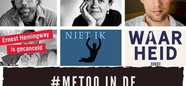 Yolanda Entius, Henk van Straten en Roelof Smit METOO