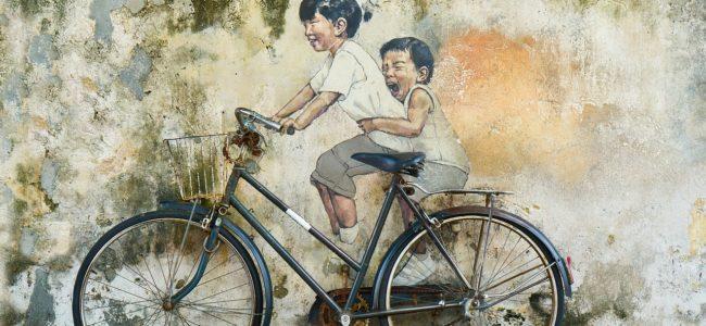 E fiets