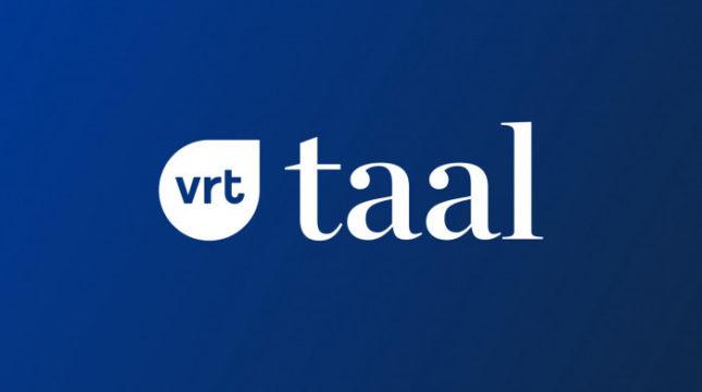 VRT Taal Logo