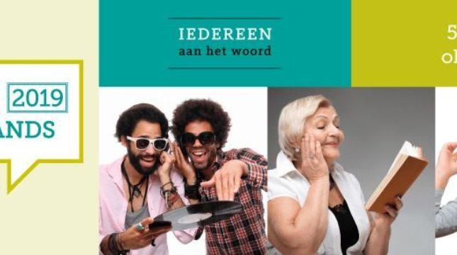 Week van het nederlands verkleind