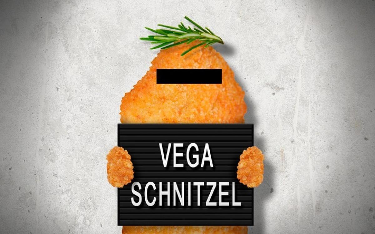 Vega schnitzel 1